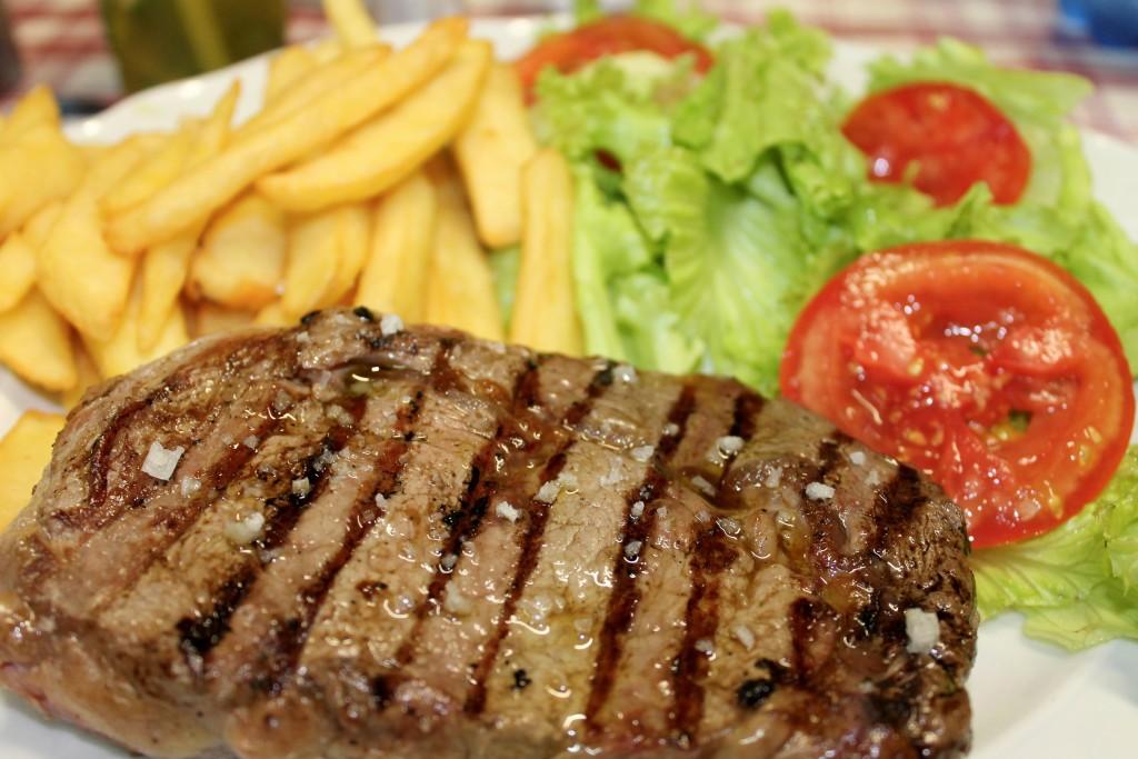Le Colombare Cocina Argentina